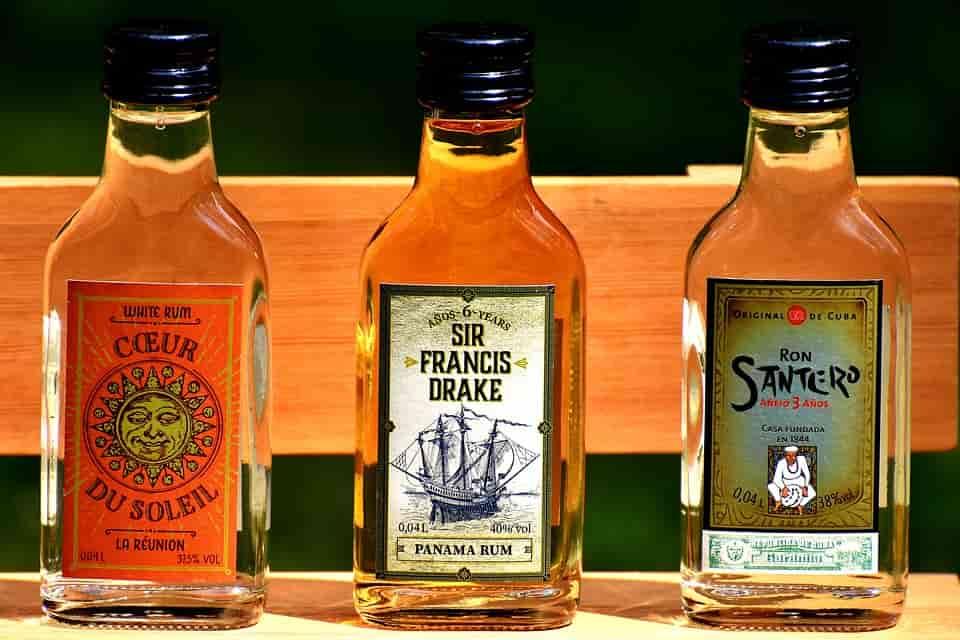 Fehér rum, a kedvelt koktél alapanyag